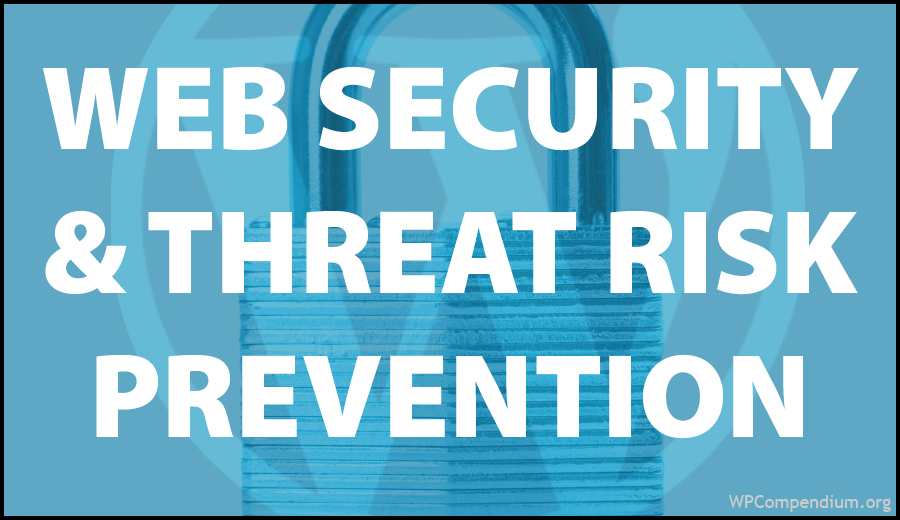 Web Security And Threat Risk Prevention