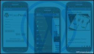 Mobile WordPress
